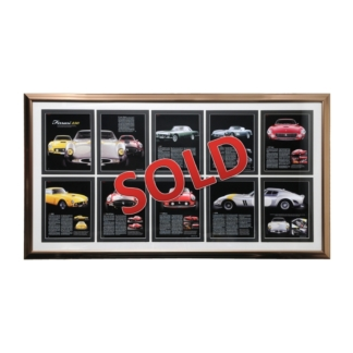 Ferrari 250 GT Series Frame Sold