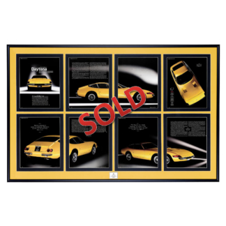 Ferrari Daytona Captured Sold