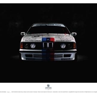 BMW-E24-635CSi-Schnitzer-Group-A-Replica