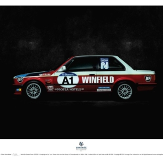 BMW SA Dealer Team E30 325i
