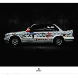 JSN Motors BMW E30 325iS Group N