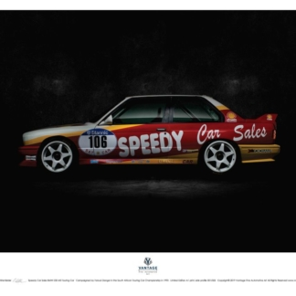 Speedy Car Sales BMW E30 M3 Touring Car